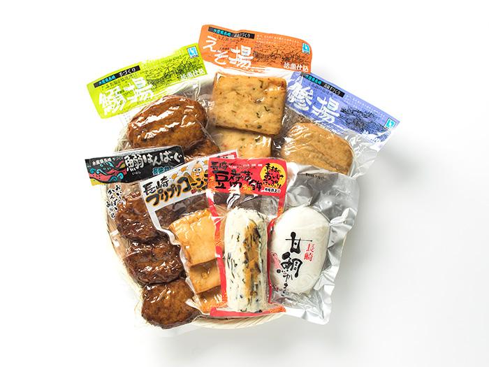 井上蒲鉾セットA(7品)