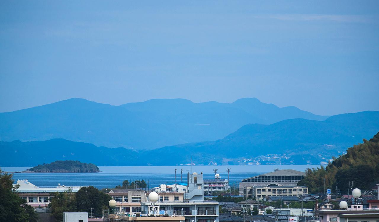 長崎・長与の海